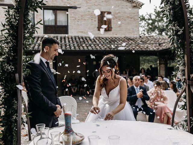 Il matrimonio di Sara e Michele a Fano, Pesaro - Urbino 38