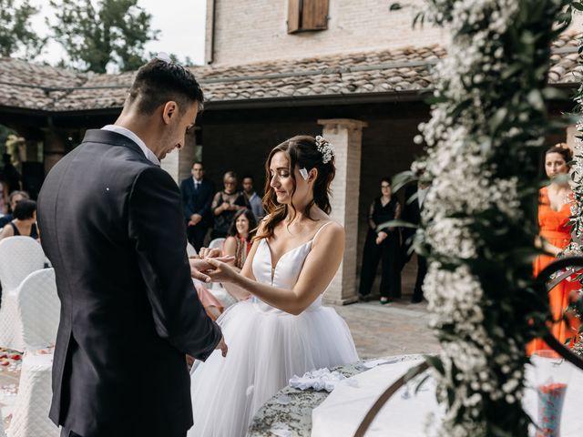 Il matrimonio di Sara e Michele a Fano, Pesaro - Urbino 39