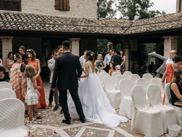 Il matrimonio di Sara e Michele a Fano, Pesaro - Urbino 41