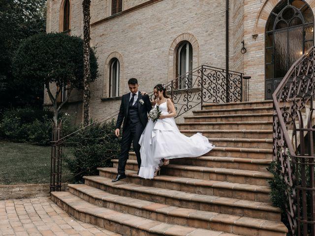 Il matrimonio di Sara e Michele a Fano, Pesaro - Urbino 42