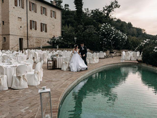 Il matrimonio di Sara e Michele a Fano, Pesaro - Urbino 46