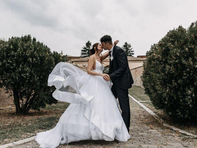 Il matrimonio di Sara e Michele a Fano, Pesaro - Urbino 50