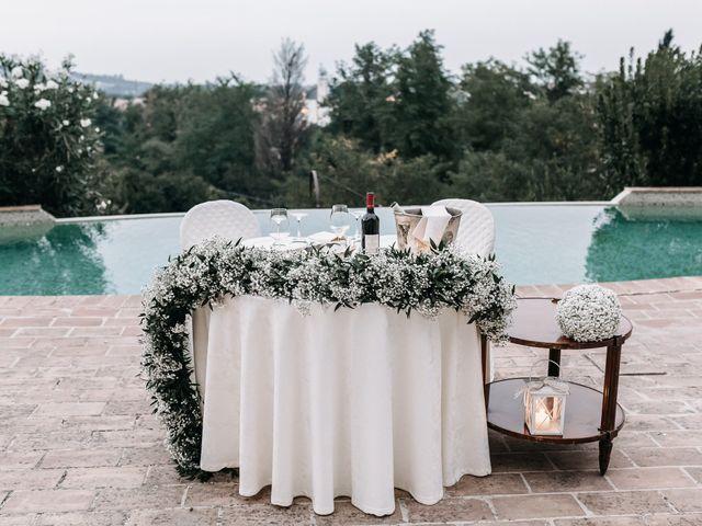 Il matrimonio di Sara e Michele a Fano, Pesaro - Urbino 53