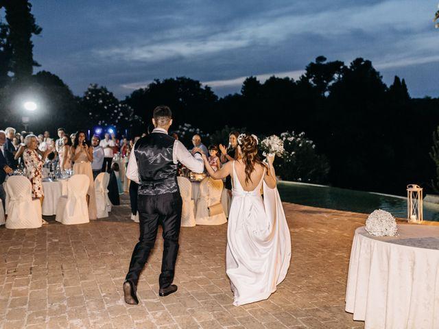 Il matrimonio di Sara e Michele a Fano, Pesaro - Urbino 56