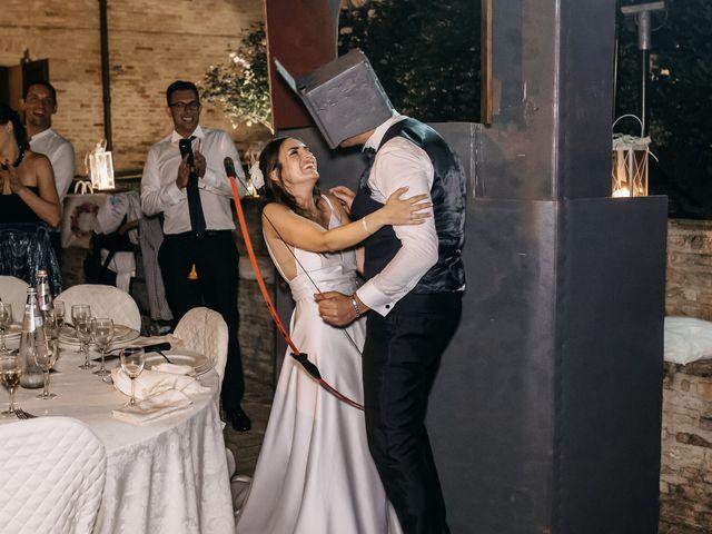 Il matrimonio di Sara e Michele a Fano, Pesaro - Urbino 63