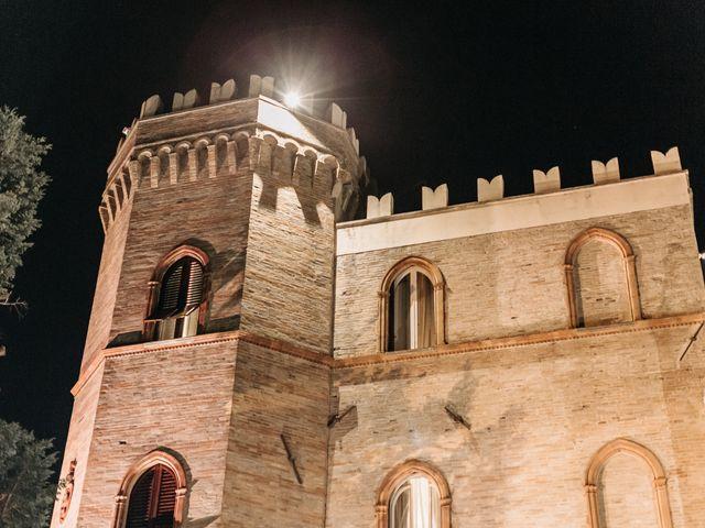 Il matrimonio di Sara e Michele a Fano, Pesaro - Urbino 65