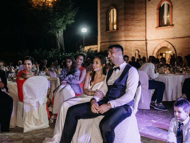 Il matrimonio di Sara e Michele a Fano, Pesaro - Urbino 78