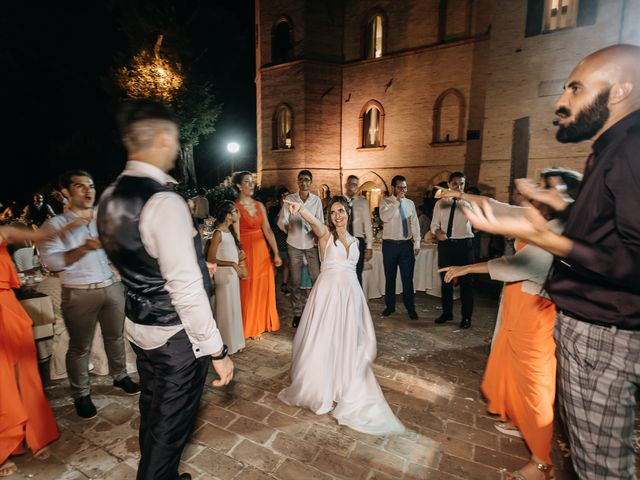 Il matrimonio di Sara e Michele a Fano, Pesaro - Urbino 82
