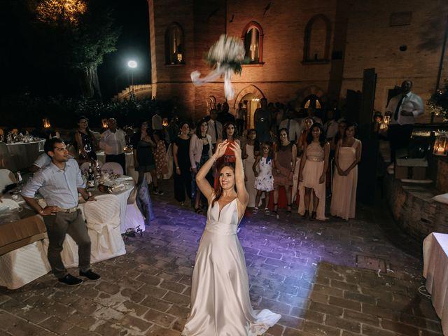 Il matrimonio di Sara e Michele a Fano, Pesaro - Urbino 86