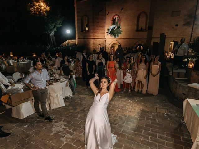 Il matrimonio di Sara e Michele a Fano, Pesaro - Urbino 87