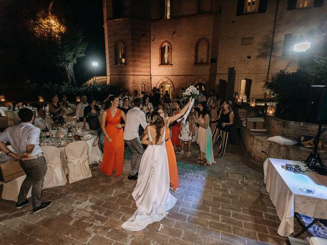 Il matrimonio di Sara e Michele a Fano, Pesaro - Urbino 88
