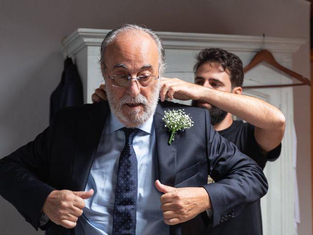 Il matrimonio di Luca e Silvia a Corleone, Palermo 15