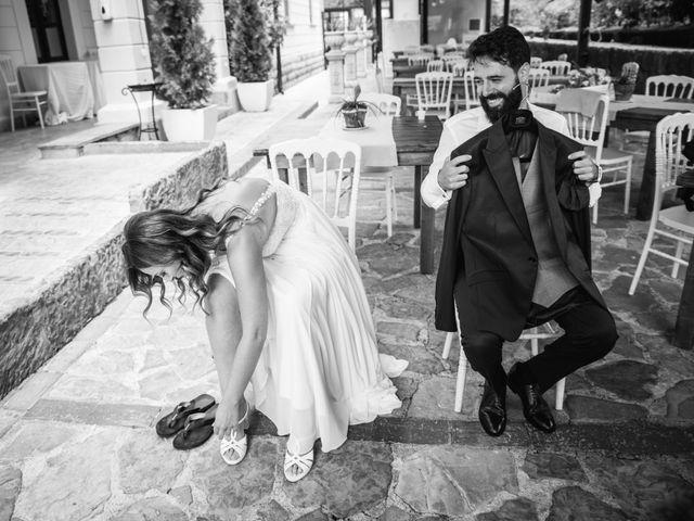 Il matrimonio di Luca e Silvia a Corleone, Palermo 23