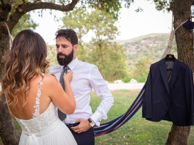 Il matrimonio di Luca e Silvia a Corleone, Palermo 27