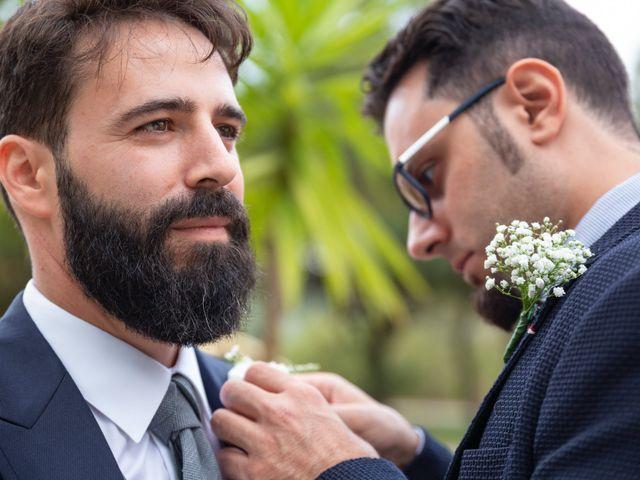 Il matrimonio di Luca e Silvia a Corleone, Palermo 44