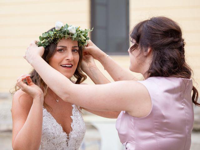 Il matrimonio di Luca e Silvia a Corleone, Palermo 46