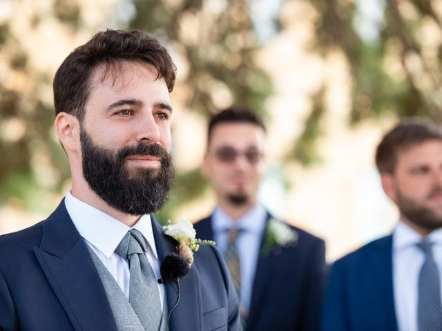 Il matrimonio di Luca e Silvia a Corleone, Palermo 58