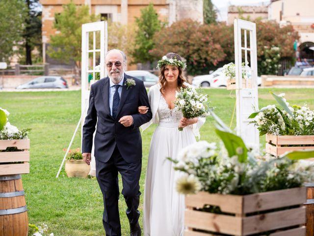 Il matrimonio di Luca e Silvia a Corleone, Palermo 59