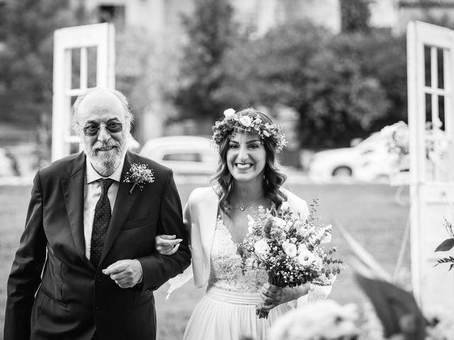 Il matrimonio di Luca e Silvia a Corleone, Palermo 60