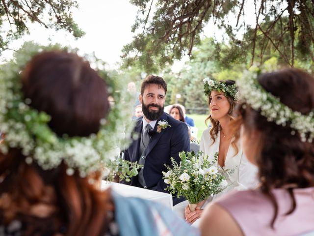 Il matrimonio di Luca e Silvia a Corleone, Palermo 61