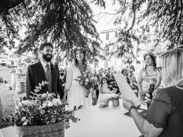 Il matrimonio di Luca e Silvia a Corleone, Palermo 69
