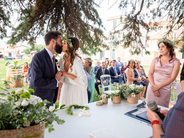 Il matrimonio di Luca e Silvia a Corleone, Palermo 73