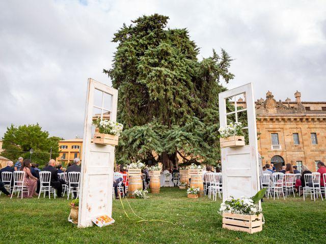Il matrimonio di Luca e Silvia a Corleone, Palermo 76