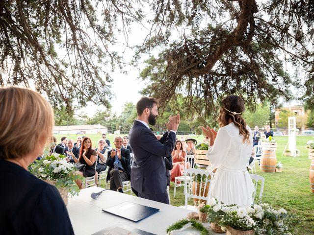 Il matrimonio di Luca e Silvia a Corleone, Palermo 80
