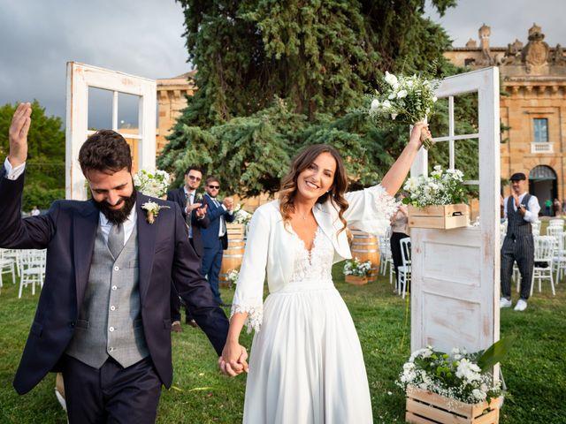 Il matrimonio di Luca e Silvia a Corleone, Palermo 88