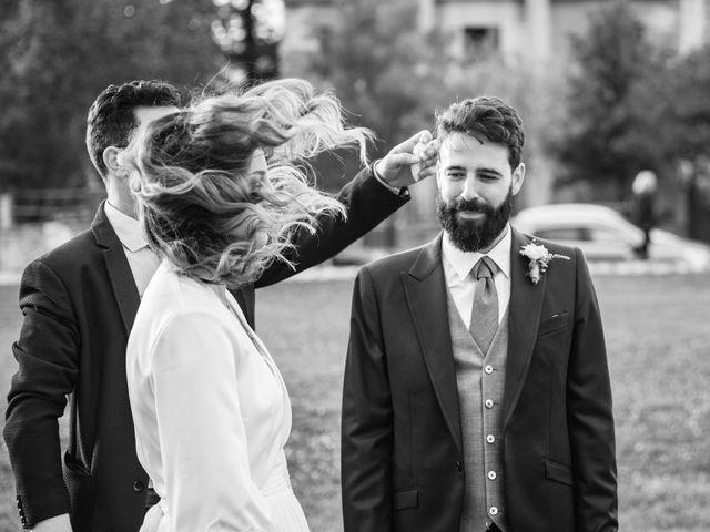 Il matrimonio di Luca e Silvia a Corleone, Palermo 90