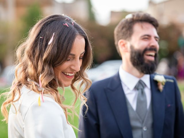 Il matrimonio di Luca e Silvia a Corleone, Palermo 91