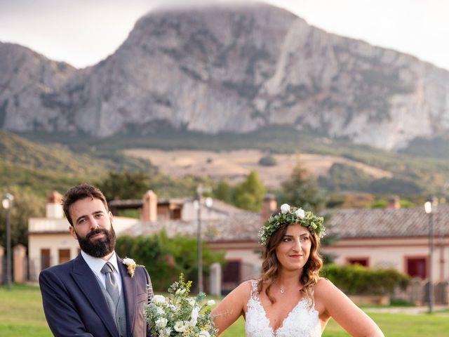 Il matrimonio di Luca e Silvia a Corleone, Palermo 93