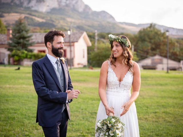 Il matrimonio di Luca e Silvia a Corleone, Palermo 95