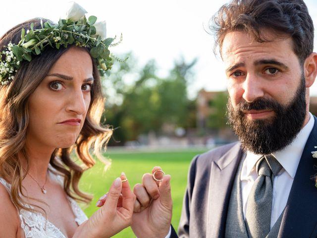 Il matrimonio di Luca e Silvia a Corleone, Palermo 107
