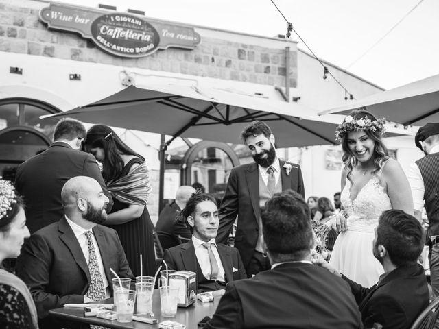 Il matrimonio di Luca e Silvia a Corleone, Palermo 109