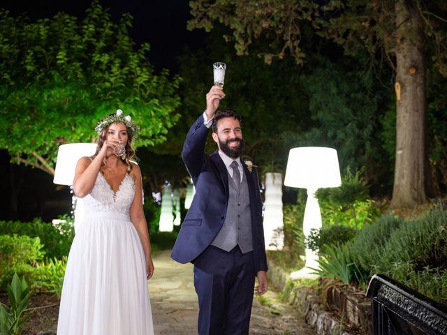 Il matrimonio di Luca e Silvia a Corleone, Palermo 111