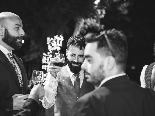 Il matrimonio di Luca e Silvia a Corleone, Palermo 115