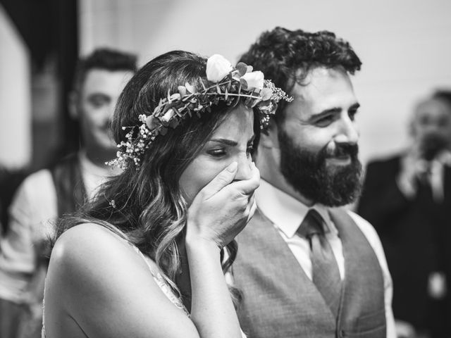 Il matrimonio di Luca e Silvia a Corleone, Palermo 122