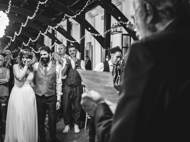 Il matrimonio di Luca e Silvia a Corleone, Palermo 123