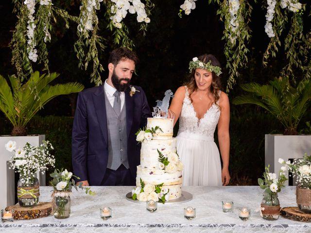 Il matrimonio di Luca e Silvia a Corleone, Palermo 150