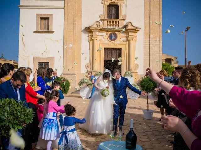 Il matrimonio di Piero e Mariangela a Marsala, Trapani 13