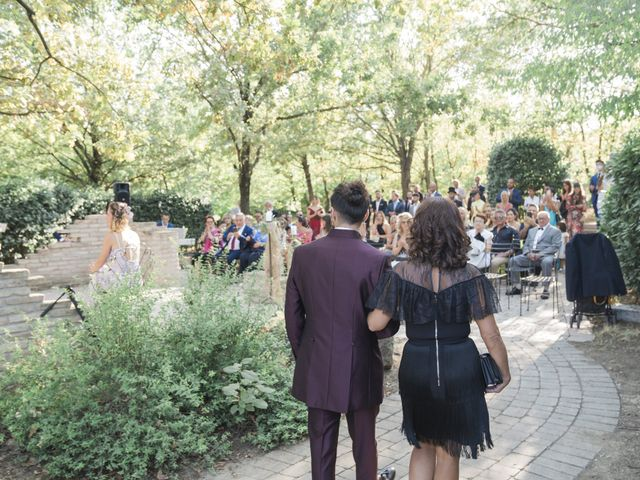 Il matrimonio di Francesco e Selene a Castel San Pietro Terme, Bologna 23