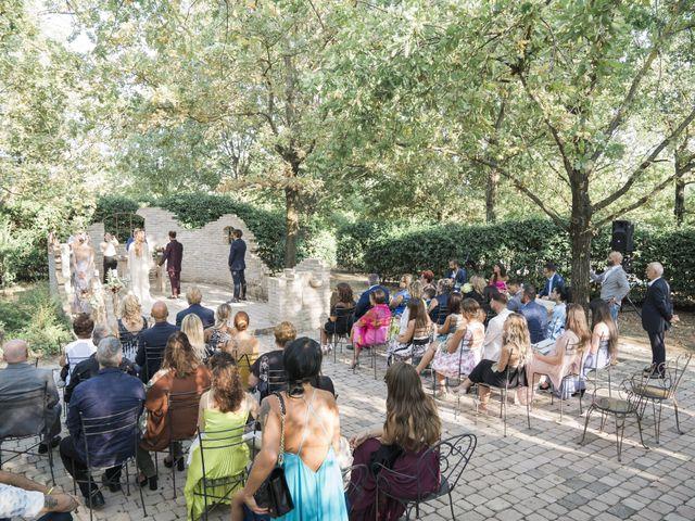 Il matrimonio di Francesco e Selene a Castel San Pietro Terme, Bologna 26