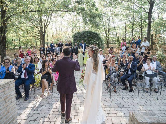 Il matrimonio di Francesco e Selene a Castel San Pietro Terme, Bologna 31