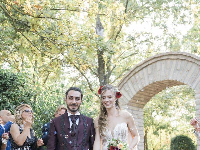 Il matrimonio di Francesco e Selene a Castel San Pietro Terme, Bologna 35
