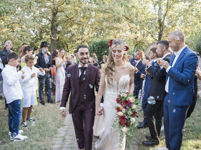 Il matrimonio di Francesco e Selene a Castel San Pietro Terme, Bologna 36