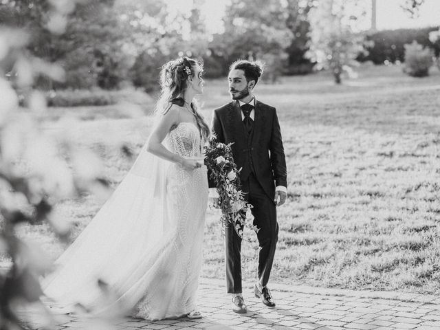 Il matrimonio di Francesco e Selene a Castel San Pietro Terme, Bologna 41