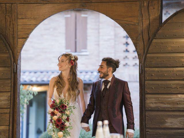 Il matrimonio di Francesco e Selene a Castel San Pietro Terme, Bologna 53