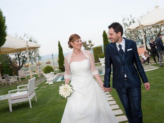 Il matrimonio di Vito e Angela a Rocchetta Sant'Antonio, Foggia 1