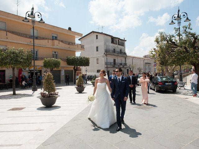 Il matrimonio di Vito e Angela a Rocchetta Sant'Antonio, Foggia 7